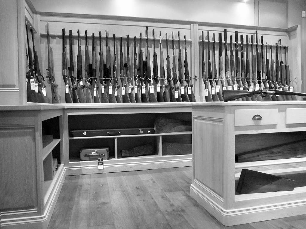 The gunroom - Alexandre Hanssen Gun Maker- Gun room - Belgium(Houffalize / Bonnerue)