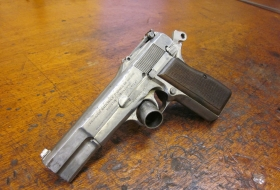 Browning GP avant restauration.